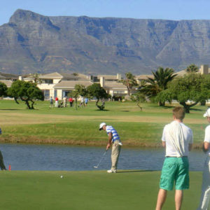 Cape Town Golf Tours