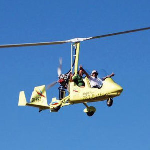 Cape Town Gyrocopter Flights