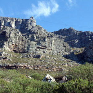 Mountain Biking Table Mountain
