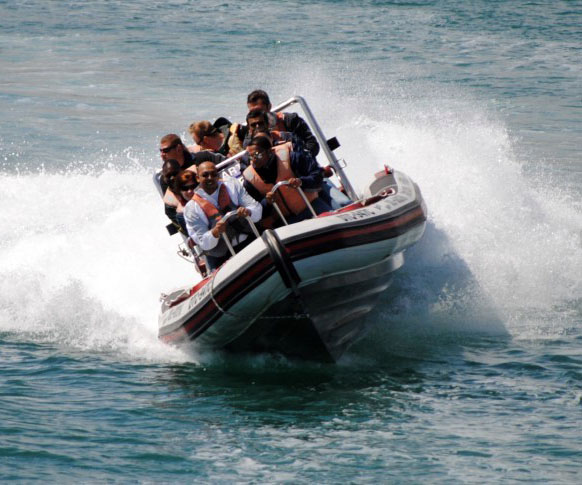 Cape Town Powerboating