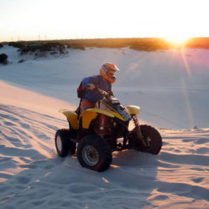 Quad Biking in Cape Town