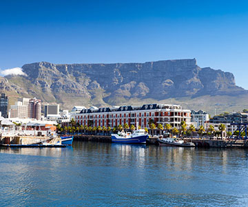 Sightseeing Cape Town Tour Packages